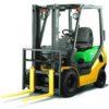 Komatsu 5000 Capacity Forklift