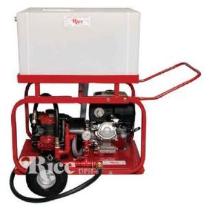 Hydrostatic Test Pump | Aztec Rental Services