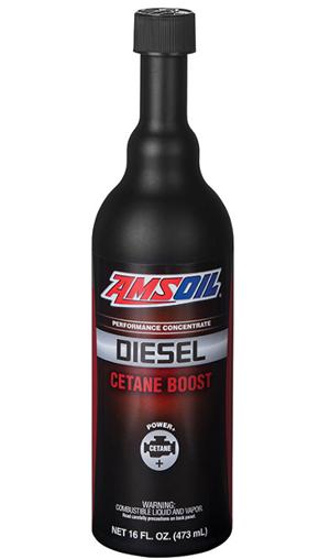 Diesel Cetane Boost Motor Oil